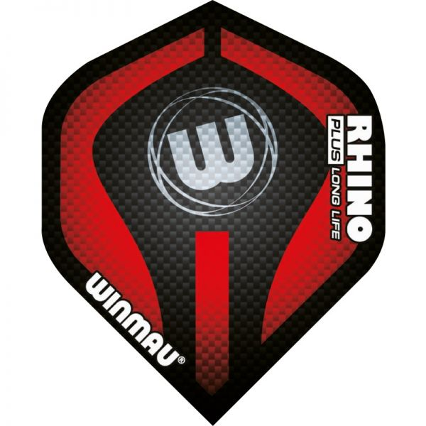 Winmau Rhino Plus Ultra red
