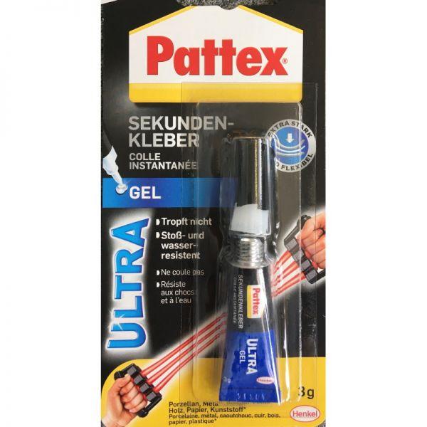 Pattex Sekundenkleber Ultra