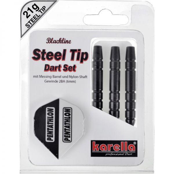 Karella Black Line Steeldart