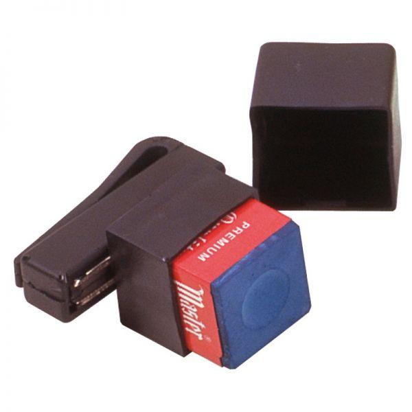 Kreidehalter Magnet mit Clip