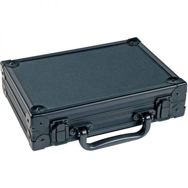 Dartkoffer Luxus schwarz