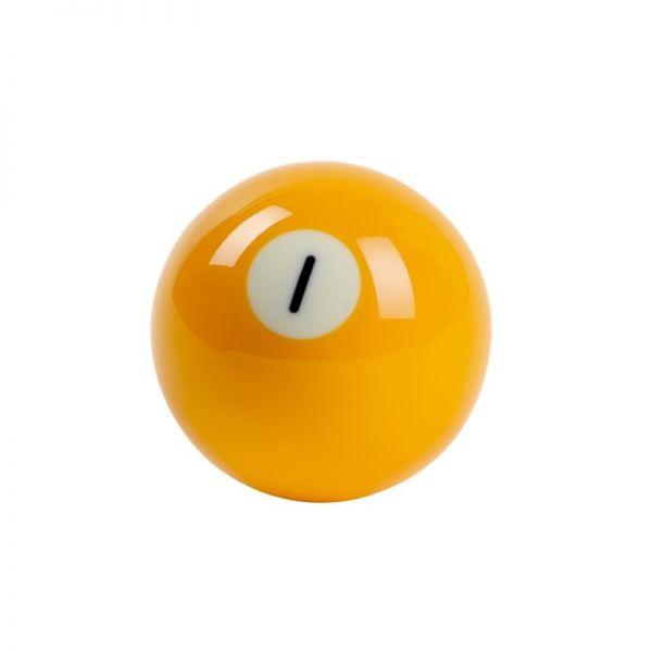 Einzelkugel Pool Aramith 57.2 mm, Nr. 1-15, bitte wählen
