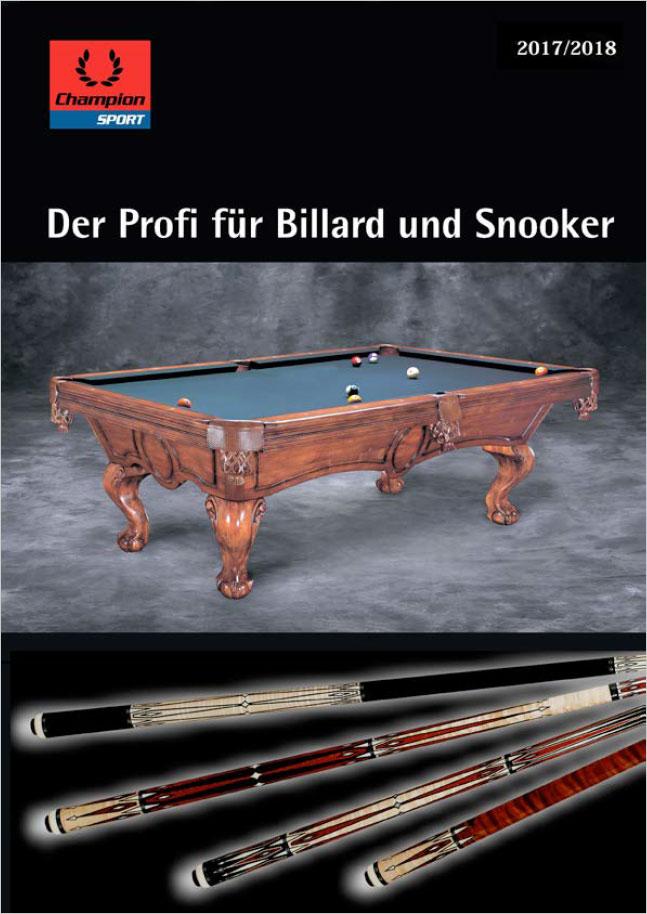 Billard-Dienst-Katalog-BILLARD-SNOOKER-2017-2018