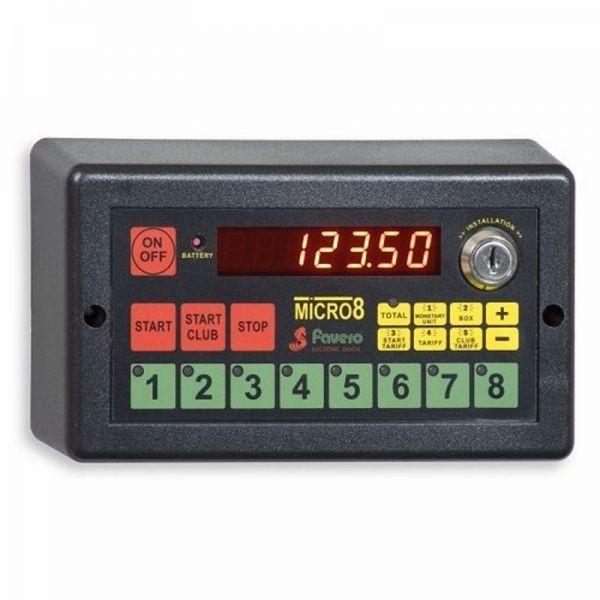 Zeitabrechnung Micro 8 Zentrale