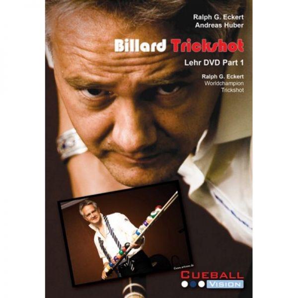 DVD Billard Trickshot