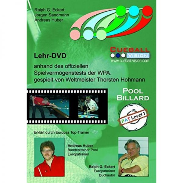 DVD Training PAT, Teil 1, Deutsch