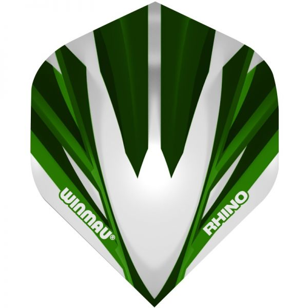 Winmau Rhino green & white