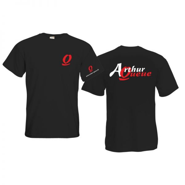 T-Shirt Arthur Queue