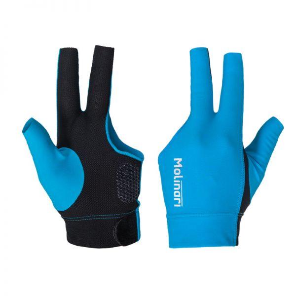 Handschuh Molinari cyan