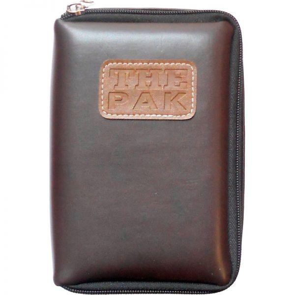 The PAK Leder braun