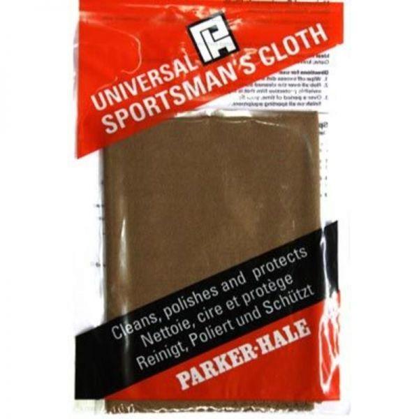 Silikontuch zur Oberteilpflege - Universal Sportsman Cloth Parker-Hale