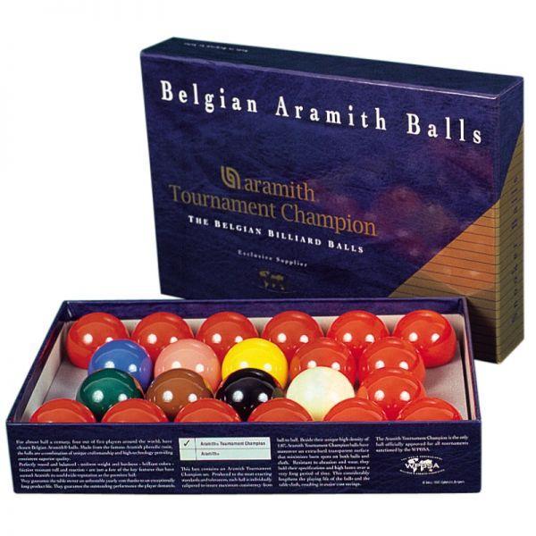 Snooker Kugeln Aramith Tournament 52.4 mm