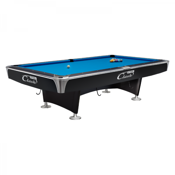 Pool Billard Tisch Gabriels Clash Steel Pro 9 ft.