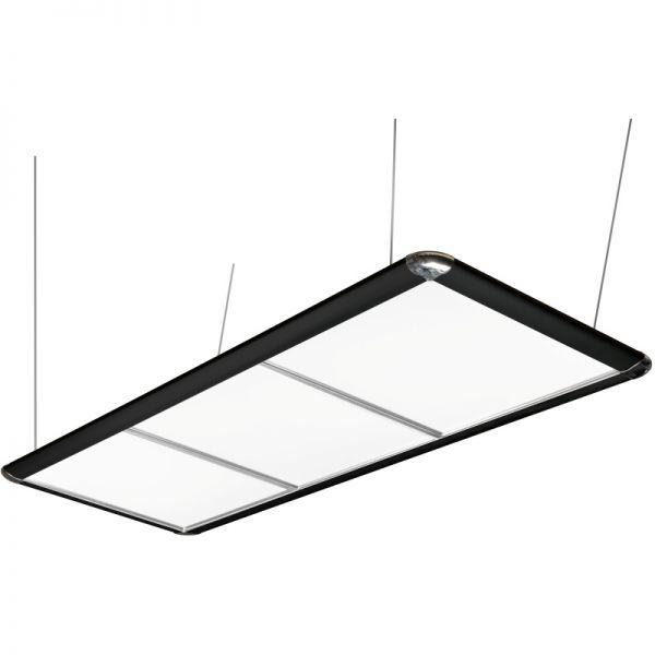 Billardlampe LED schwarz