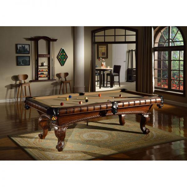 Pool Billard Tisch ARIZONA, 8 Fuss und 9 Fuss