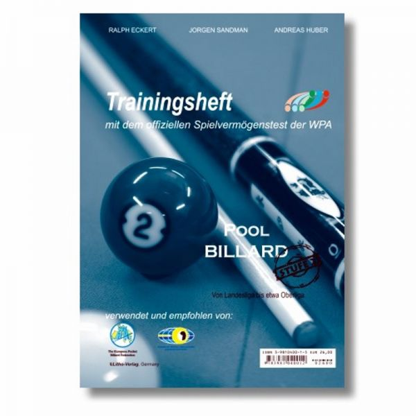 Trainingsheft WPA Pool Stufe 2, Training nach dem PAT System