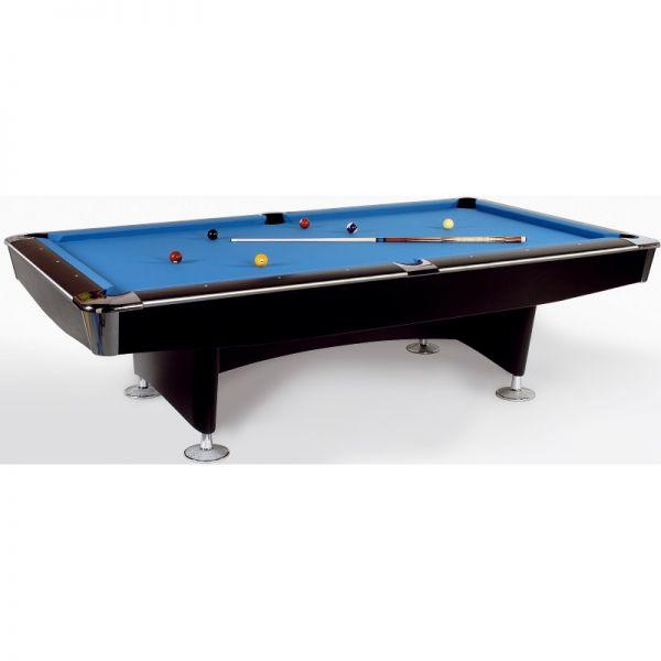 Pool Billard Tisch CLUB-MASTER 8- und 9-Fuss
