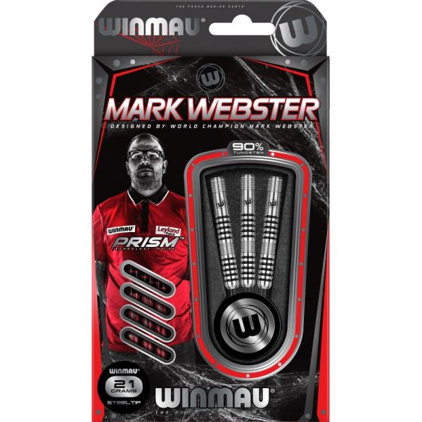 Winmau Mark Webster Steeldart