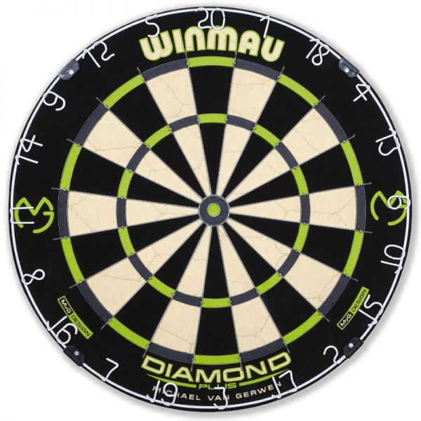Dartboard Winmau MvG Diamond Edition 3014