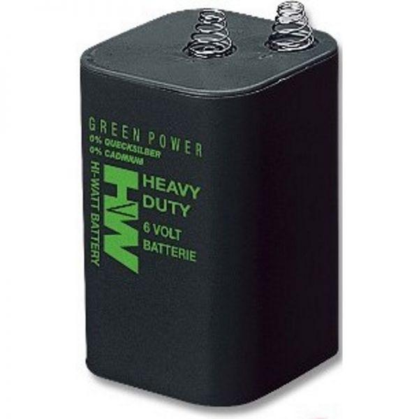 Batterie 6 V für Billard oder Kicker
