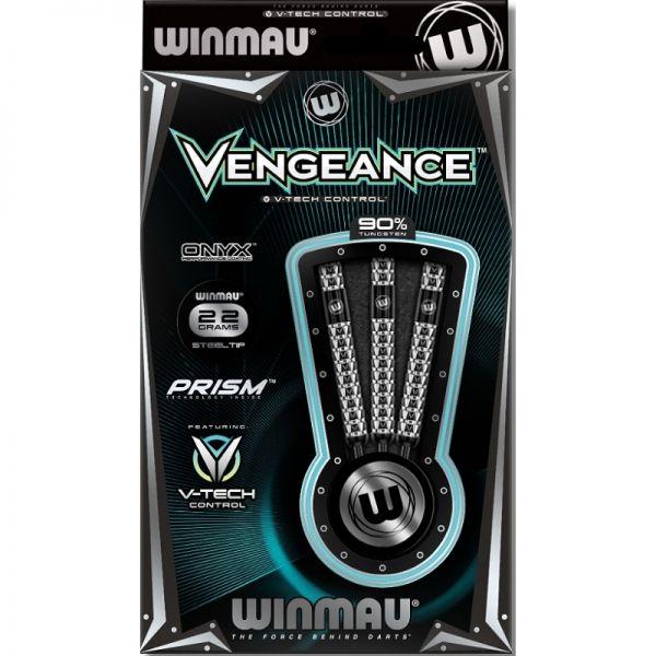 Winmau Vengeance 22 g / 24 g Steeldart