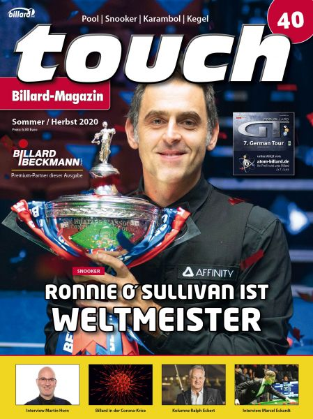 Touch Billard-Magazin