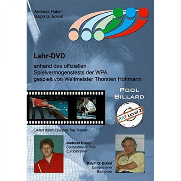 DVD Training PAT, Teil 2, Deutsch und Englisch