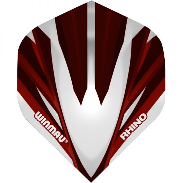 Winmau Rhino red & white