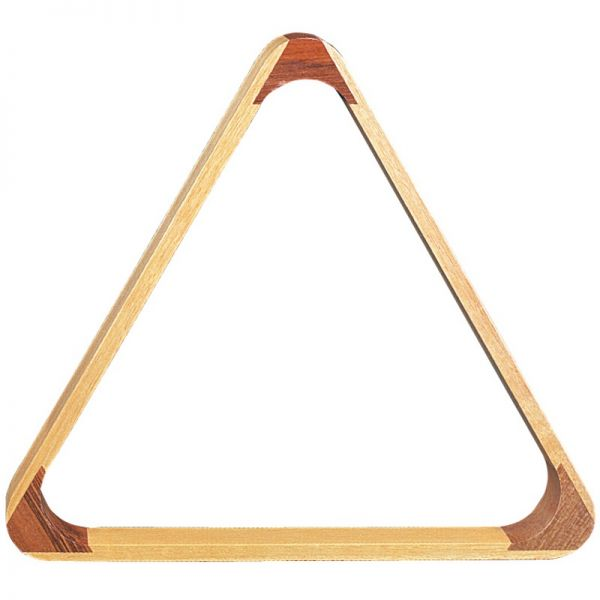 Dreieck Holz, für Pool, bitte wählen