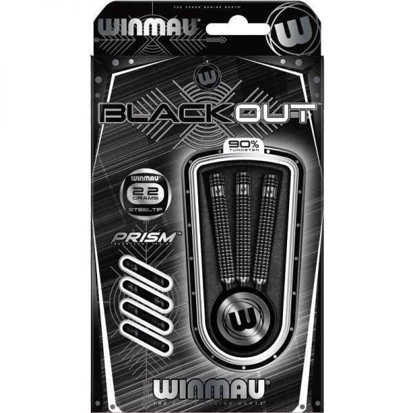 Winmau Blackout Steeldart