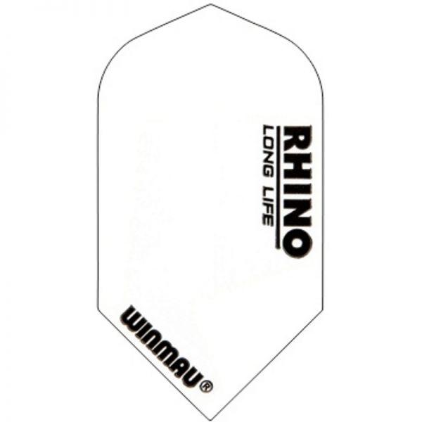 Winmau Rhino white slim