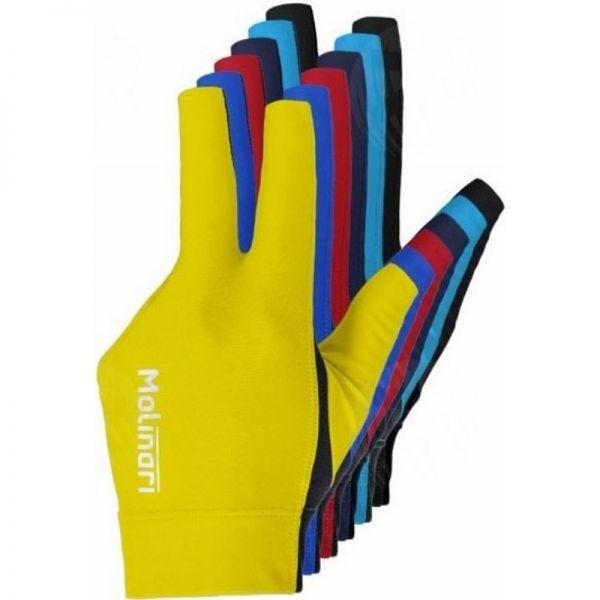 Handschuh Molinari, verschiedene Farben, für Rechts- und Linkshänder