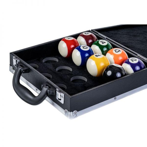 Koffer Robertson für Kugeln Pool