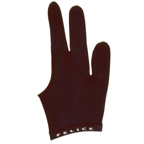 Handschuh Felice schwarz, beidhändig