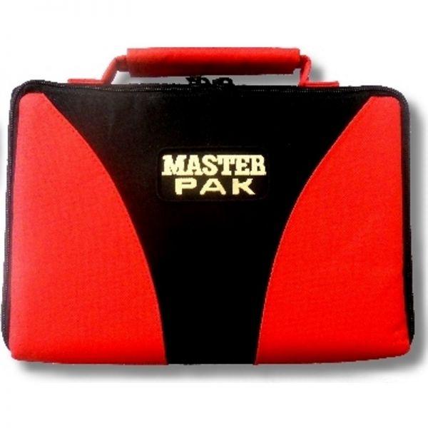 MASTER PAK schwarz-rot