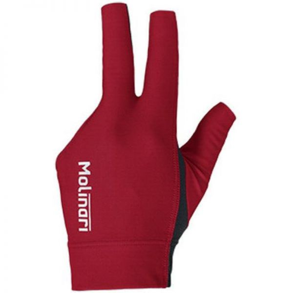 Handschuh Molinari rot