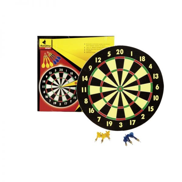 Dartboard Training Deluxe