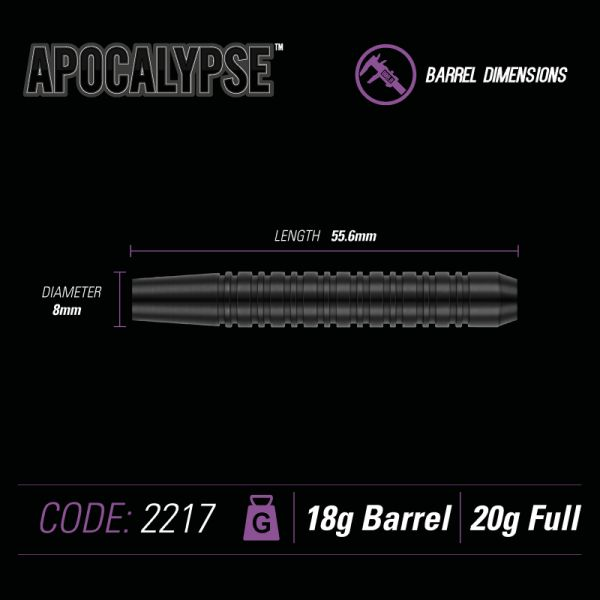Apocalypse Steeldart