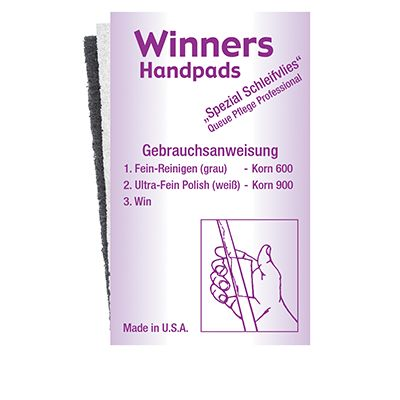 Winners Handpads
