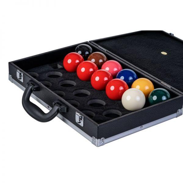 Koffer Robertson für Kugeln Snooker