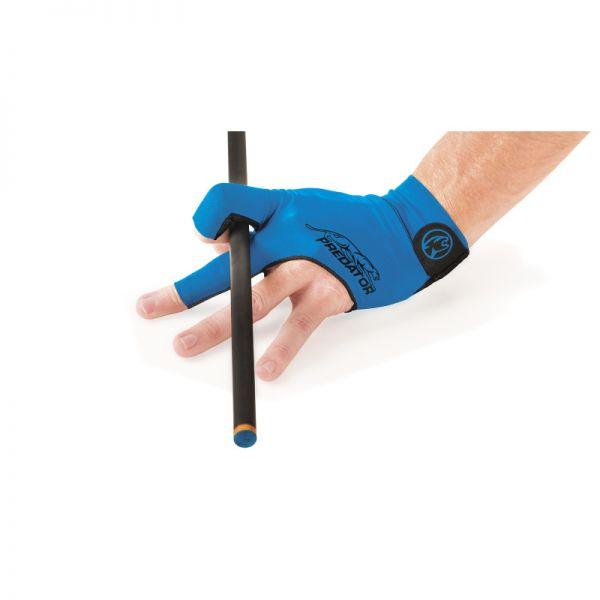 Handschuh Predator Second Skin, blau