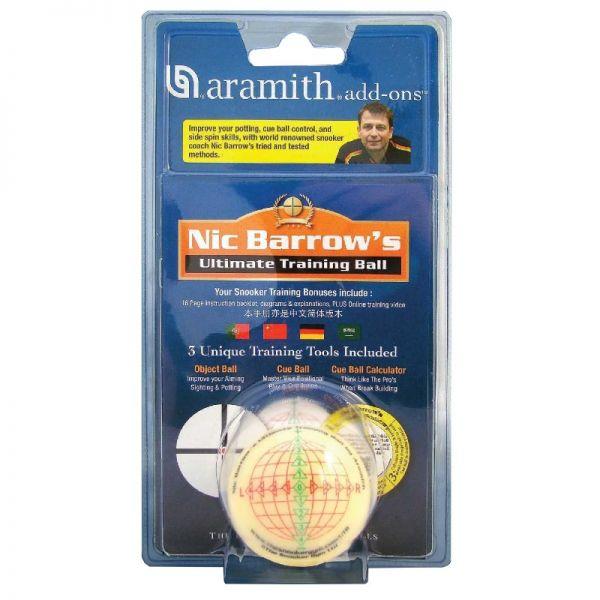 Trainingskugel Snooker Nic Barrow, 52 mm
