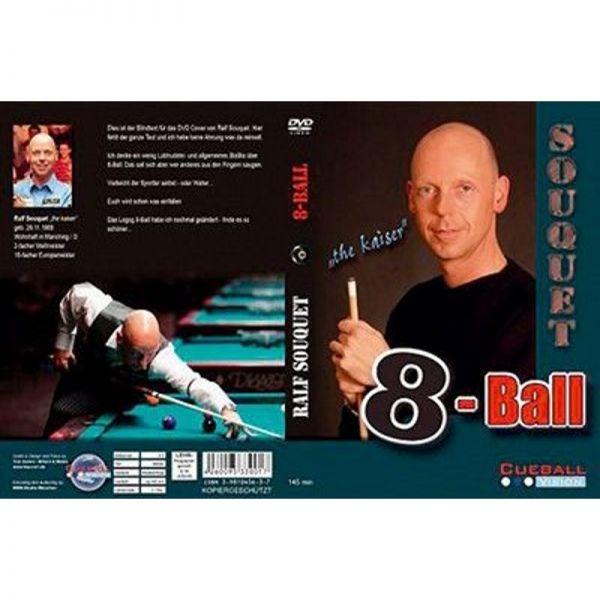 DVD 8-Ball Training mit Ralph Souquet