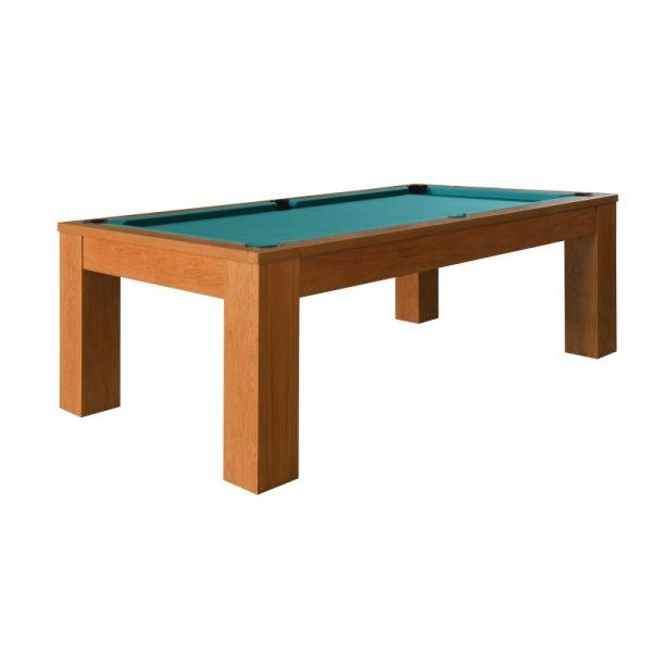 Pool Billard Tisch TRENTO kirsch 6-, 7- oder 8-Fuss-Grösse