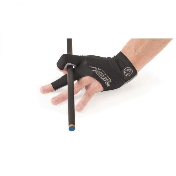 Handschuh Predator Second Skin, schwarz-grau