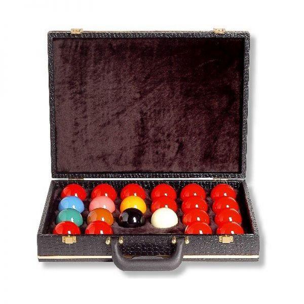 Koffer für Kugeln Snooker